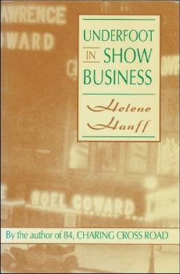 Underfoot in Show Business (Paperback)