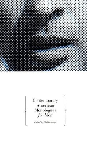 Contemporary American Monologues for Men (Paperback)
