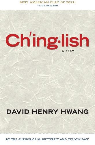 Chinglish (TCG Edition) (Paperback)