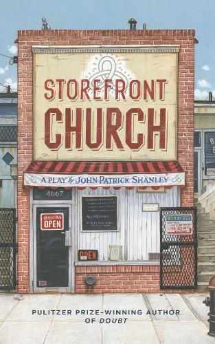 Storefront Church (Paperback)