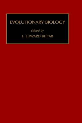Evolutionary Biology: Evolutionary Biology: Vol.1 Volume 1 - Fundamentals of Medical Cell Biology. A Multi-volume Work (Hardback)