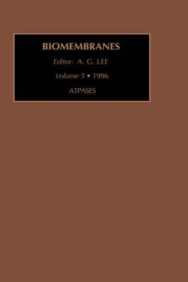 ATPases: ATPases Endocytosis and Exocytosis Volume 5 - Biomembranes. A Multi-Volume Treatise (Hardback)