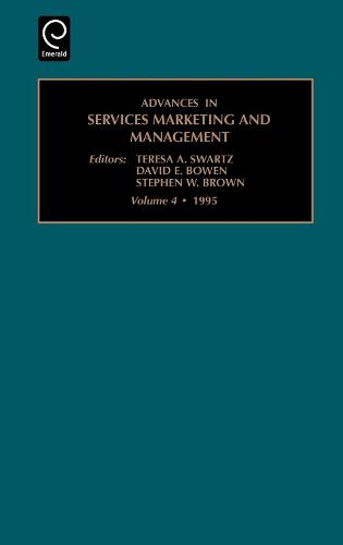 Advances in Services Marketing and Management - Advances in Services Marketing and Management 7 (Hardback)