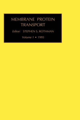 Membrane Protein Transport: Volume 1 - Membrane Protein Transport (Hardback)