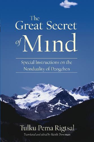 The Great Secret Of Mind (Paperback)
