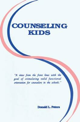 Counseling Kids (Paperback)