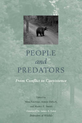 People and Predators: From Conflict To Coexistence (Hardback)