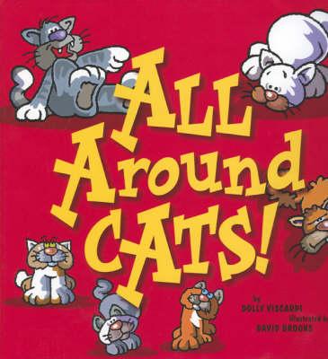 All Around Cats (Hardback)