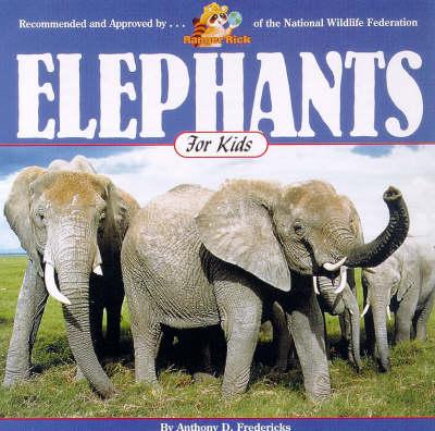 Elephants for Kids - Wildlife for kids (Paperback)