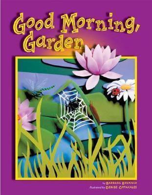 Good Morning Garden (Hardback)