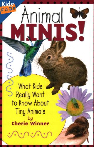 Animal Minis: What Kids Really Want to Know About Tiny Animals - Kids FAQs (Paperback)