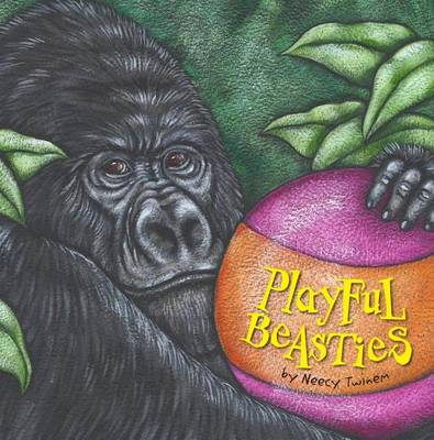 Playful Beasties - Little Beasties (Board book)