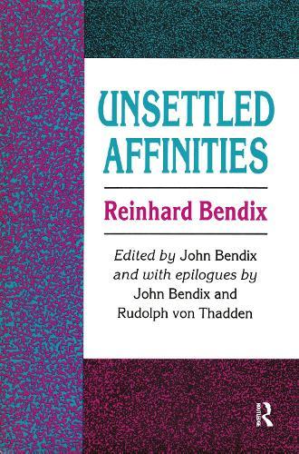 Unsettled Affinities (Hardback)