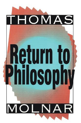Return to Philosophy (Hardback)