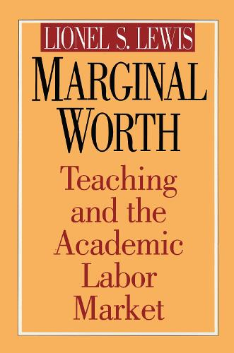 Marginal Worth (Hardback)