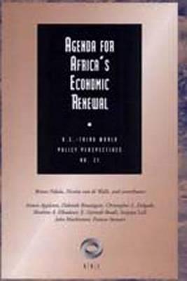 Agenda for Africa's Economics Renewal: U.S.Third World Policy Perspectives - U.S.Third World Policy Perspectives Series (Hardback)