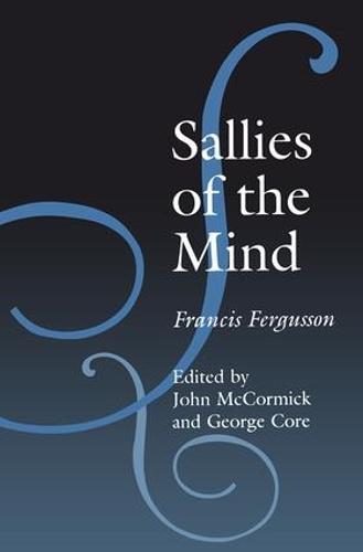 Sallies of the Mind (Hardback)