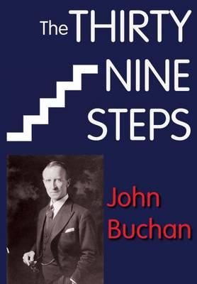 The Thirty-nine Steps - Transaction Large Print S. (Hardback)