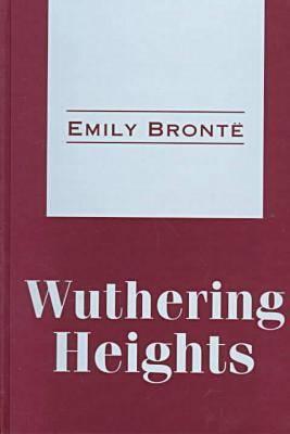 Wuthering Heights - Transaction Large Print S. (Hardback)