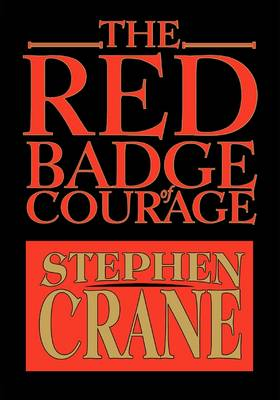 The Red Badge of Courage - Treansaction Large Print (Hardback)