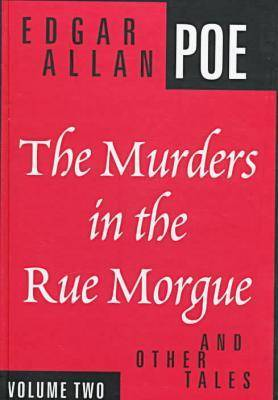 The Murders in the Rue Morgue - Transaction Large Print S. (Hardback)