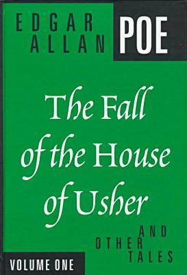 The Fall of the House of Usher - Transaction Large Print S. (Hardback)