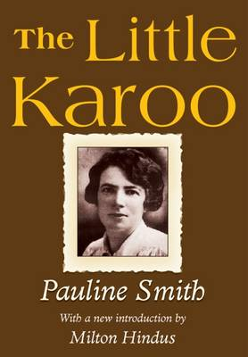 The Little Karoo - Transaction Large Print S. (Hardback)