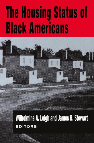 The Housing Status of Black Americans (Paperback)