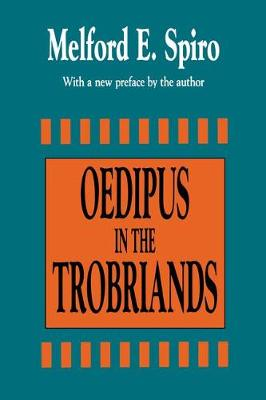Oedipus in the Trobriands (Paperback)
