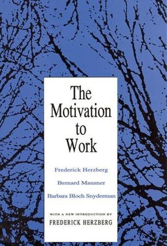 Motivation to Work (Paperback)