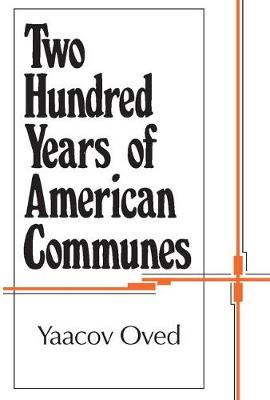 Two Hundred Years of American Communes (Paperback)