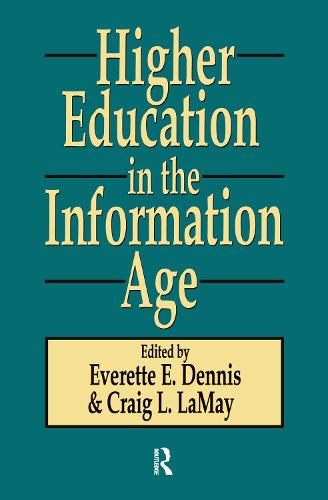 Higher Education in the Information Age (Paperback)