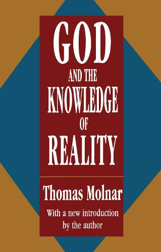 God and the Knowledge of Reality (Paperback)
