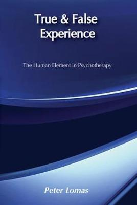 True and False Experience: Human Element in Psychotherapy (Paperback)