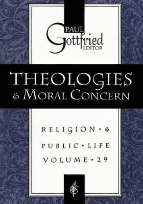 Theologies and Moral Concern (Paperback)