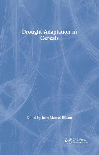 Drought Adaptation in Cereals (Hardback)
