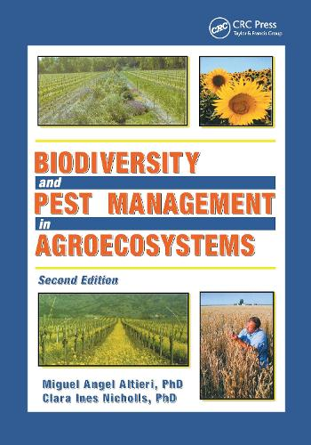 Biodiversity and Pest Management in Agroecosystems (Paperback)