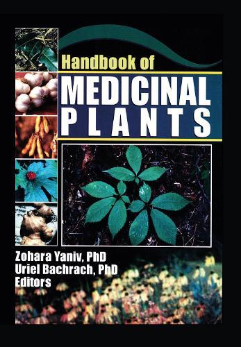 Handbook of Medicinal Plants (Hardback)