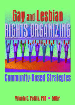 Gay and Lesbian Rights Organizing: Community-Based Strategies (Hardback)