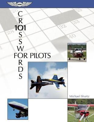 101 Crosswords for Pilots (Spiral bound)