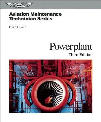 Aviation Maintenance Technician: Powerplant: Powerplant (Hardback)