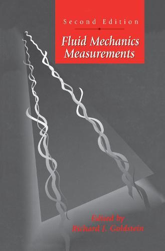 Fluid Mechanics Measurements, Second Edition (Hardback)