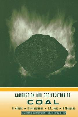 Combustion and Gasification of Coal (Hardback)