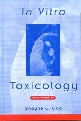 In Vitro Toxicology (Hardback)