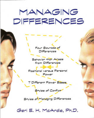 Managing Differences: Guide to Proactive Management Skills - Crisp Professional Series (Paperback)