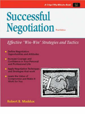 Successful Negotiation - 50-Minute Series (Paperback)