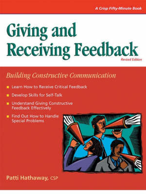 Giving and Receiving Feedback - 50-Minute Series (Paperback)