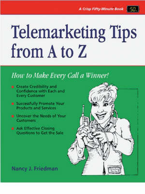 "Telephone Skills from A to Z: The Telephone ""Doctor"" Phone Book (Paperback)"