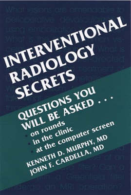 Interventional Radiology Secrets - The Secrets Series (Paperback)