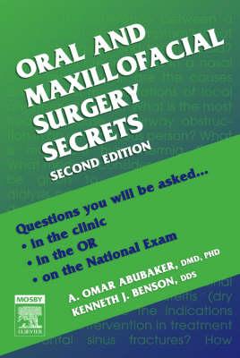 Oral and Maxillofacial Surgery Secrets - Secret (Paperback)